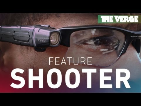 First person shooter: on-body police cams
