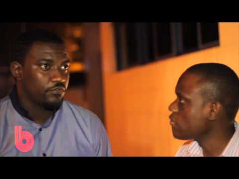 BE BOLD With JOHN DUMELO