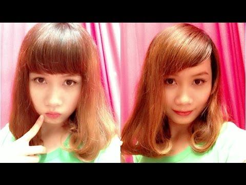 Hairstyles - Tự Cắt Và Tạo Kiểu Tóc Ngang Vai Hàn Quốc