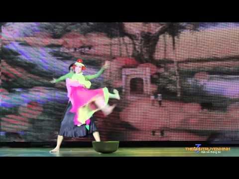 [Bán kết- Bước nhảy hoàn vũ 2014] Ngân Khánh - Kristian