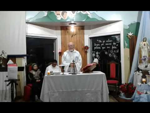 Santa Missa | 28.05.2020 | Quinta-feira | Padre José Sometti | ANSPAZ