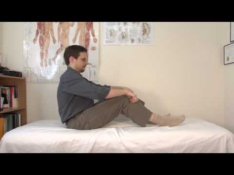 Hip & Leg Stretches