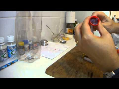 Montando um compressor para aerógrafo com um inalador - Tutorial