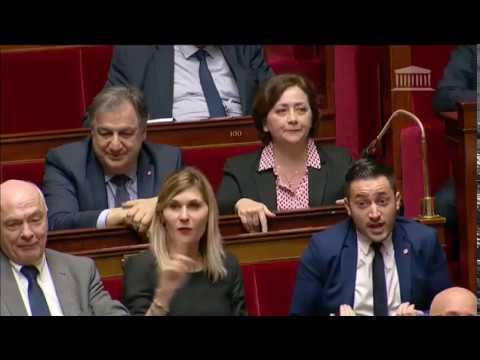 Mme Valérie Beauvais - Baisse du pouvoir d'achat