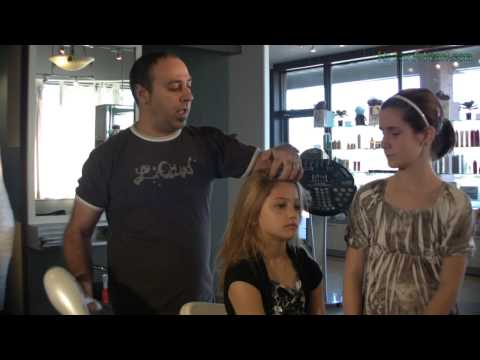 Hair Drying Hair Styling Tutorial Tips - Hair Care