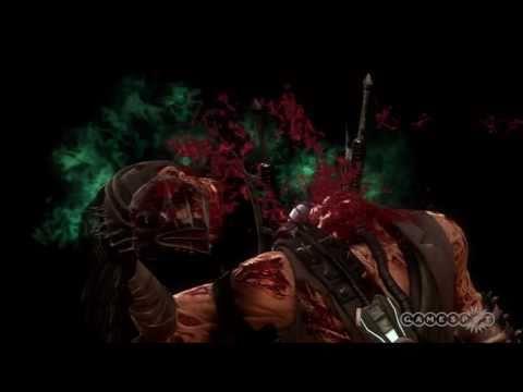 Mortal Kombat Fatality Montage (PS3, Xbox 360)