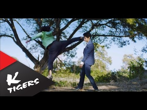 'The Kick' Trailer2  taekwondo action movie of ongbak Director