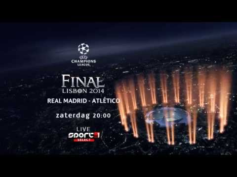 Epic Voiceover voor de Champions League Finale