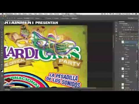 SPEED Mardi Gras Flyer WKG Ent.