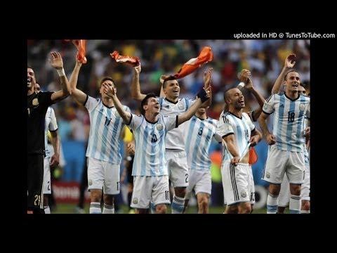 Audio Penales Argentina - Holanda Semifinal en Radio CADENA SER de España