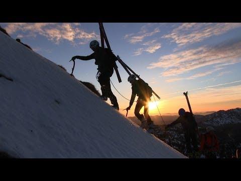 Ski-alpinisme - Les cimes d'Aquitaine 2014