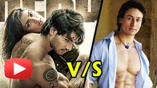 Tiger Shroff Scared of Competition from Sooraj Pancholi ?