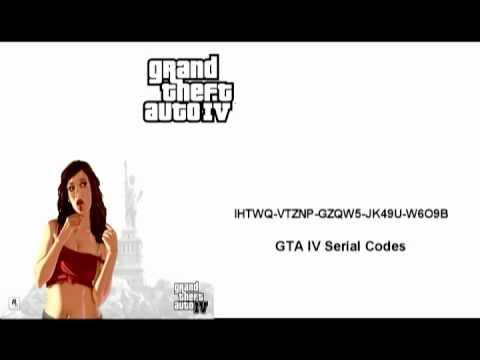 GTA 4 OFFLINE ACTIVATION UNLOCK CODE