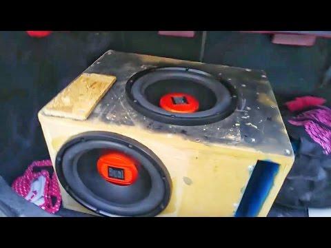 Cheap 2 12s subwoofers walmart Duals bass Flex Dual dls12