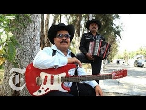 Musical Tributes for Mexico's Dead   The New York Times