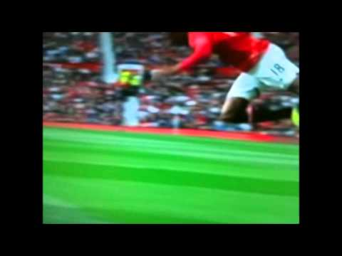 Ashley Young Disgraceful Dive Against Crystal Palace