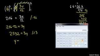Reševanje enačb s korenom 5