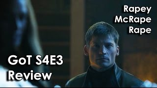 Ozzy Man Reviews: Game Of Thrones Season 4 Episode 3