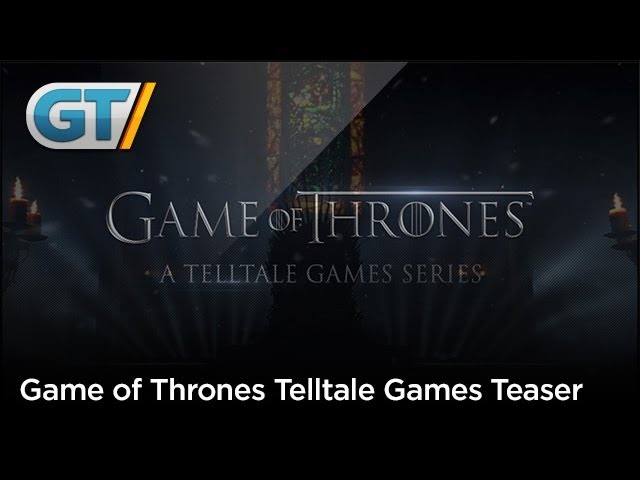 VGX 2013: Game of Thrones Telltale Reveal