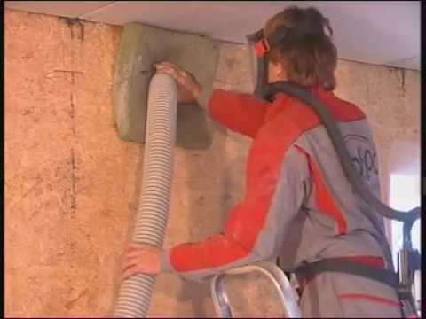 Aislayahorra aislamiento de paredes con celulosa isofloc - Aislamiento de paredes ...