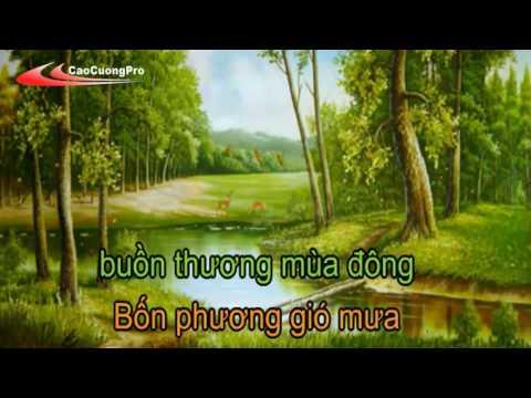 Karaoke - Bài ca hy vọng - [Beat chuẩn] - Yeucahat.mobi