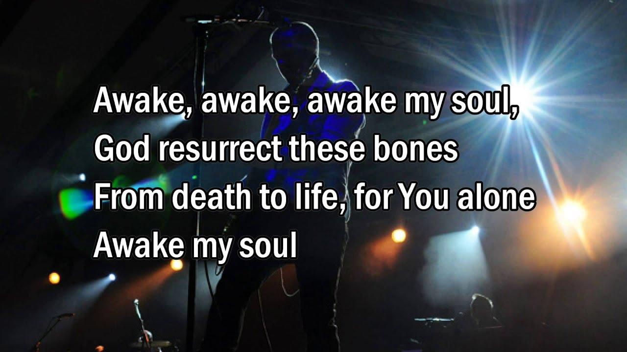 Lyrics for new soul