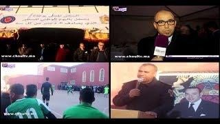 بالفيديو..مندوبية السجون بوجدة تحتفي بطريقة رائعة بسجنائها في اليوم الوطني للسجين |