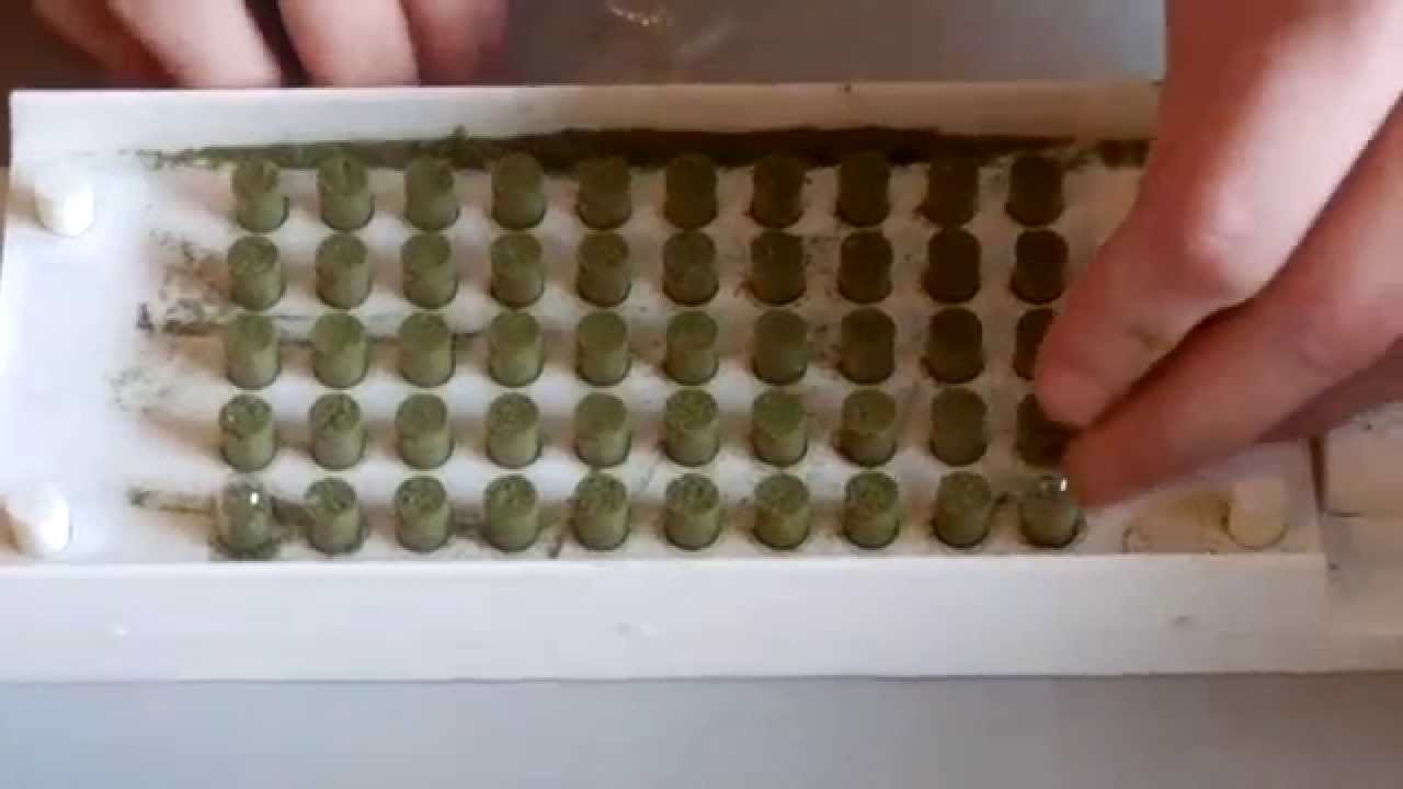 how to make thc pills with weed
