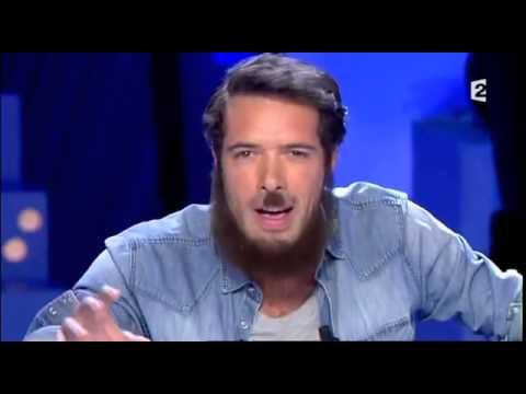 Nicolas Bedos sur Dieudonné - 7ème chronique On n'est pas couché - 11 janvier 14 #ONPC, liiiik