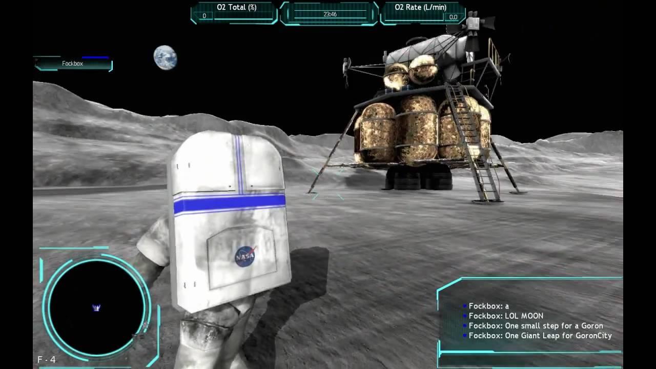 moon landing evidence - photo #35