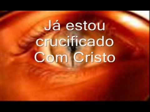 JÁ ESTOU CRUCIFICADO - Com Legenda - Dj.Adilson Lopes