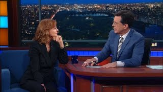 Susan Sarandon Brakes Up With Hillary Clinton