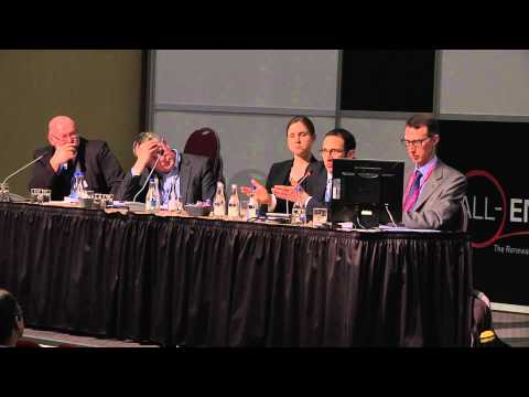 Offshore Wind 2 Q&A at All-Energy 2014