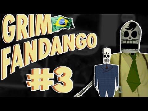 Grim Fandango #3 - Desfilando como uma Diva