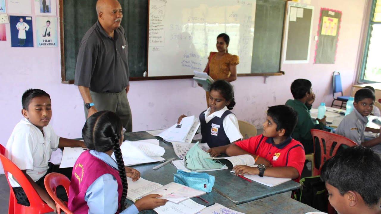 Making a Difference in Education: Mr Nanis Karuna, SJK(T) Mak Mandin ...
