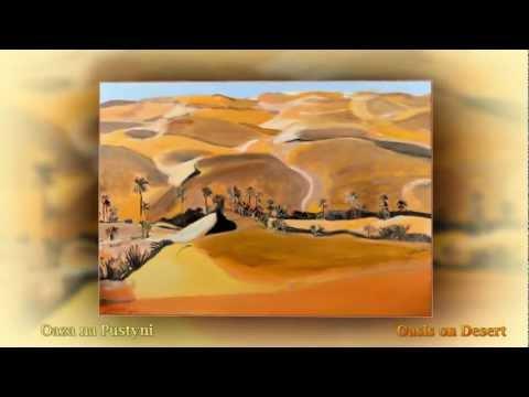 Moja Afryka - malarstwo Józefy Ziuty Pawlik