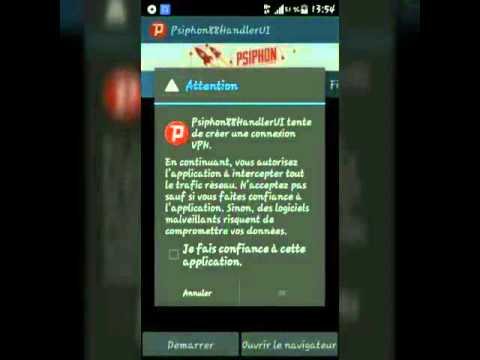 Free net TT (android) psiphon handler 88