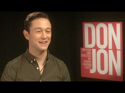 Don Jon director and star Joseph Gordon-Levitt: 'QUOTE'