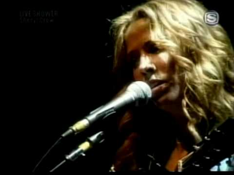 Sheryl Crow - Weather Channel - live - 2002 - with lyrics