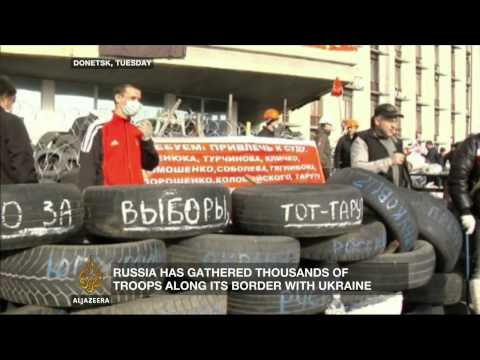 Inside Story - Is Russia planning to destabilise Ukraine?