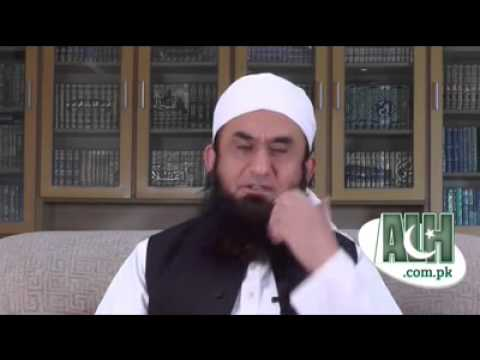 Maulana Tariq Jameel - About 23 March 2014