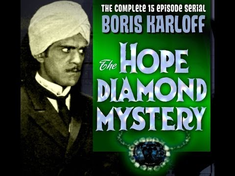 THE HOPE DIAMOND MYSTERY Promo