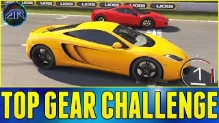 Forza 5 : Top Gear Challenge Convertible Supercars