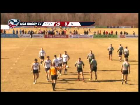 2013 USA Rugby College 7s National Championship: Navy vs North Texas