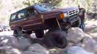 2010 Toyota 4Runner off-road review videos