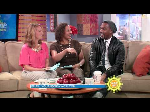 Comedian Bill Bellamy