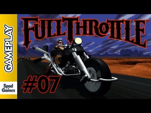 Full Throttle - Parte 7