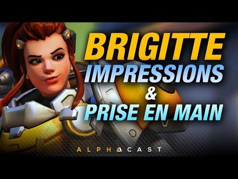 Brigitte, nouvelle héroïne ► Impressions et conseils de prise en main