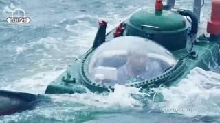 Tàu ngầm mini Hoàng Sa do kỹ sư Việt Nam chế tạo 'vượt biển' thành công - Tin Tức Mới Radio VN