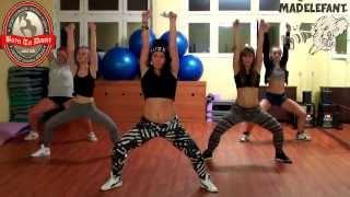 TWERK DANCE choreo by KateZee